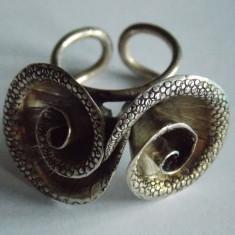 Inel argint reglabil -2824