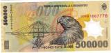 Bancnota 500000 Lei 2000 Ghizari polimer