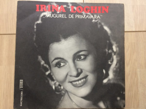 irina loghin mugurel de primavara album disc vinyl lp muzica populara folclor
