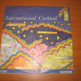 "International Cocktail 1 (disc vinil 12"" LP vinyl pickup)"