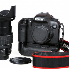 Aparatura fot Canon - Obiectiv DSLR