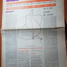 "Ziarul saptamana 1 iulie 1977-art. ""prefaceri "" de corneliu vadim tudor"