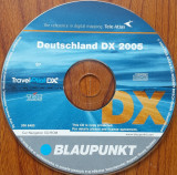 GPS-CD BLAUPUNKT Travel Pilot DX - Germania (2005)