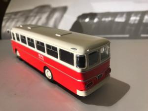 Macheta  autobuz IKARUS 620 - Polonia scara 1:72