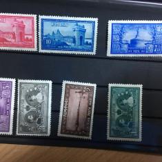 Romania 1928 - 50 ani de la unirea Dobrogei - Timbre Romania, Nestampilat