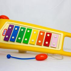 Premergator xilofon Little Tikes bebelusi copii - Instrumente muzicale copii