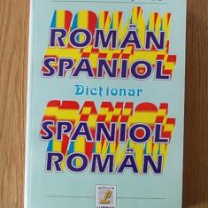 DICTIONAR ROMAN-SPANIOL/ SPANIOL-ROMAN- MICAELA GHITESCU - Curs Limba Spaniola