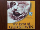 The best of gershwin cd disc compilatie a&a records 2002, a&a records romania
