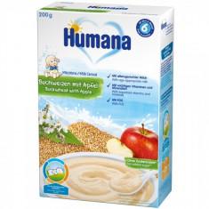 Cereale Humana cu gust de mar si hrisca de la 6 luni 200 g - Cereale copii
