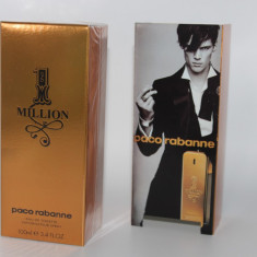 Parfum pentru barbati paco Rabanne 1 Million - Parfum barbati Paco Rabanne, Apa de toaleta, 100 ml