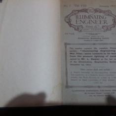 ILLUMINATING ENGINEER 1915 VOL VIII