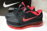 Nike Air Max  black/red super calitate !, 36, 38, 39, 40, 41, 42, 43, 44, Negru