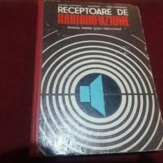 GRIGORE ANTONESCU - RECEPTOARE DE RADIODIFUZIUNE