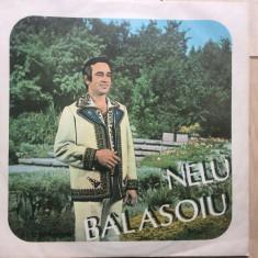 Nelu balasoiu disc vinyl lp muzica populara folclor electrecord st ede 2522, VINIL