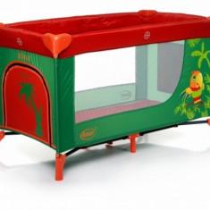 Patut copii pliabil Royal Parrot 4Baby - Patut pliant bebelusi