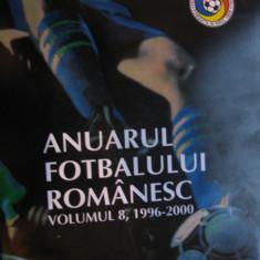 Anuarul fotbalului romanesc (vol.8- 1996-2000) - Carte sport
