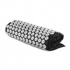 Capital Sports Repose Yantramatte, negru, 80x50cm, covoraș cu presopunctură pentru masaj - Husa masaj