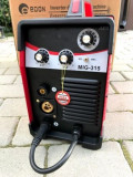 Aparat sudura invertor. EDON 315 A. MIG MAG si MMA, Argon CO2