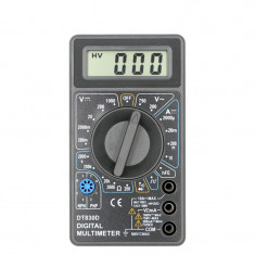 Multimetru DT830D