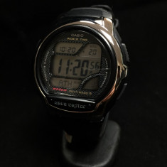 CEAS CASIO Wave Ceptor Illuminator WV58E (0171) - Ceas barbatesc Casio, Sport, Quartz, Inox, Fusuri orare multiple