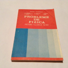 PROBLEME DE FIZICA PENTRU CLASELE XI-XII - GH. VLADUCE, D. CIOBOTARU, RF11/2