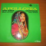 "Kovacs Apollonia-Gipsy Songs (disc vinil 12"" LP vinyl pickup)"