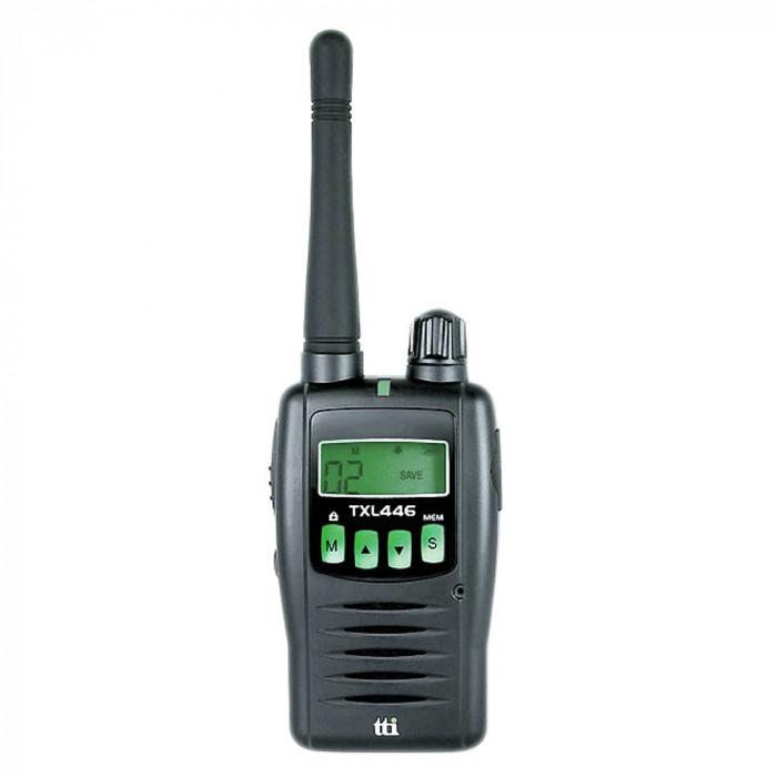 Resigilat : Statie radio PMR portabila TTi TXL-446PM fara acumulator