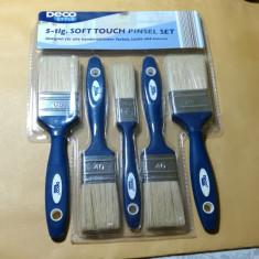 Set pensule 5 buc - Pensula
