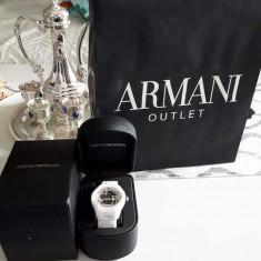 CEAS EMPORIO ARMANI - Ceas barbatesc Armani, Mecanic-Automatic