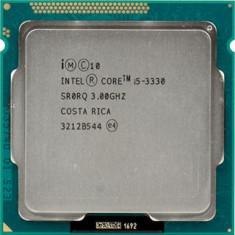 Procesor Quad Core i5 3330 3.0Ghz Ivy Bridge 6Mb cache, socket 1155 - Procesor PC Intel, Intel, Intel Core i5, Numar nuclee: 4, Peste 3.0 GHz
