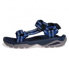 Sandale Teva Terra Fi 4 - Sandale barbati Teva, Marime: 39.5, 40.5, 45.5, Culoare: Bleumarin