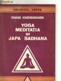 Swami Krishnananda - Yoga ,meditatia si japa sadhana