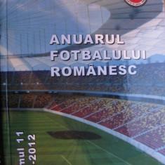 Anuarul fotbalului romanesc (vol.11- 2009-2012) - Carte sport