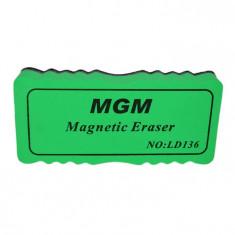 Burete de sters pentru tabla magnetica, 13x2 cm