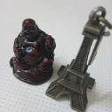 Medalion Buddha si Eiffel