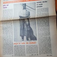 "Ziarul saptamana 13 iunie 1980-art. "" prin noi insine"" de corneliu vadim tudor"