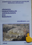 Cronica cercetarilor arheologice campania 2000