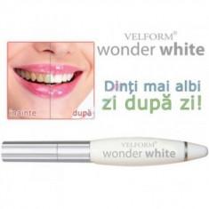 Velform Wonder White aparat de albire a dintilor