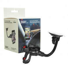 Resigilat : Suport parbriz universal SilverCloud Easy Drive One - Suport auto