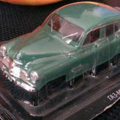 Macheta metal DeAgostini - GAZ-M72 1955- Masini de Legenda Rusia - noua - Macheta auto, 1:43