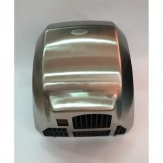 Uscator pentru maini, cu senzor, inox satinat, 2750W