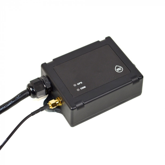 Resigilat : Unitate GPSNav PNI Tracker ONE
