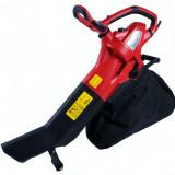Aspirator cu tocator si suflanta pentru frunze 2800 W Raider Power Tools - Aspirator/Tocator frunze