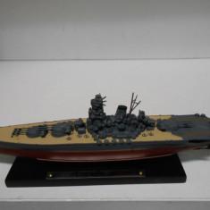 Macheta IJN Yamato - Japonia scara 1:1250 - Macheta Navala