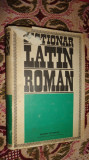 Dictionar latin - roman an 1969/515pag- Gutu