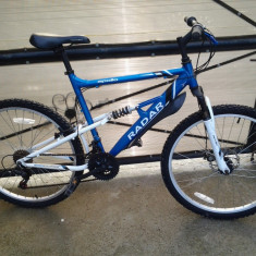 "Apollo Radar / Mountain Bike / bicicleta 26"" (9-13 ani), 17 inch, Numar viteze: 18"