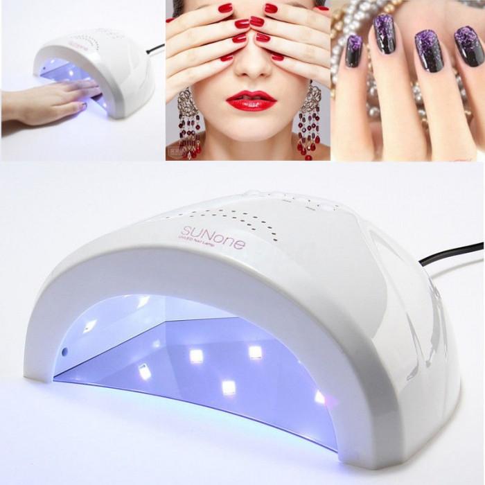 LAMPA LED SUNone 48W   lampa uv led unghii gel oja semipermanenta