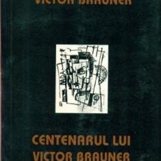 Alexandrian, Centenarul lui Victor Brauner, avangarda