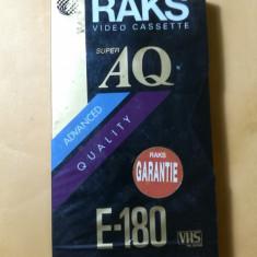 Caseta Video VHS Raks E180 (40012)