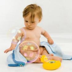 Termometru Baie Bebe Rățuscă TopCom 200 - Termometru copii